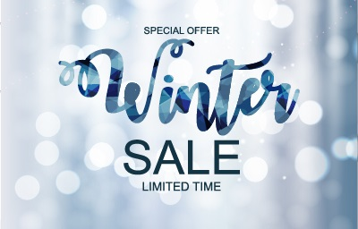 Copertina catalogo winter sale 2019